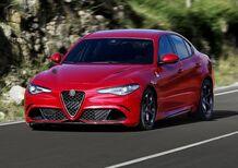 Alfa Romeo Giulia: la gamma completa al Salone di Ginevra 2016