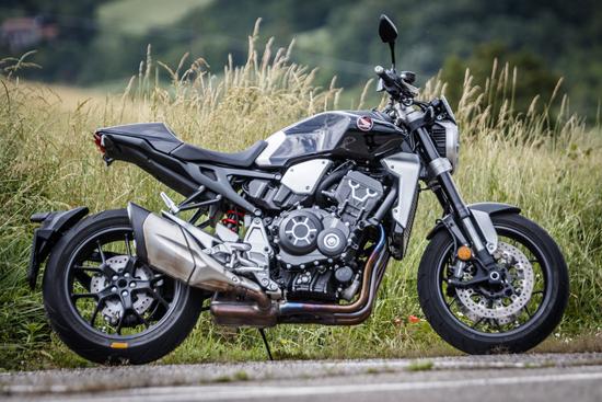 Honda CB 1000R Plus