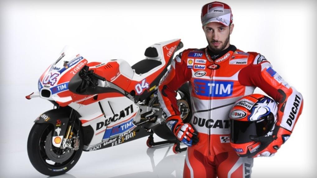 MotoGP. Presentazione team Ducati (4)
