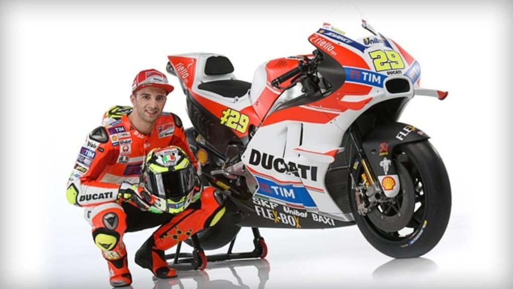 MotoGP. Presentazione team Ducati (5)
