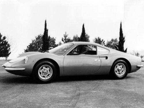 Le Ferrari Dino, dedicate ad Alfredo (3)