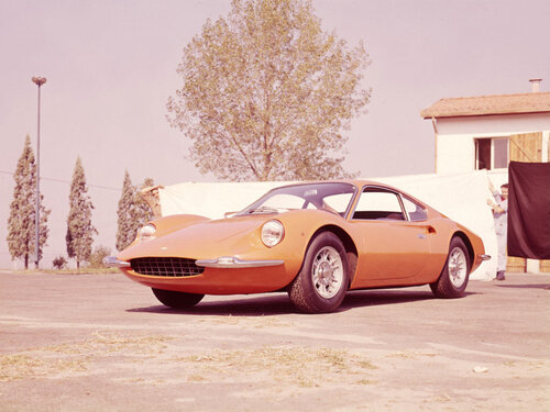Le Ferrari Dino, dedicate ad Alfredo (6)