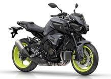 Yamaha MT-10 2016, dati, arrivo e prezzo