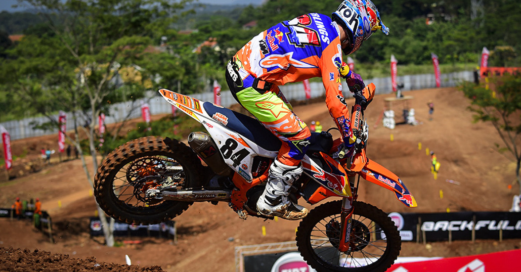 MXGP. Herlings e Jonass primi nelle qualifiche in Indonesia