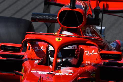F1, GP Silverstone 2018, Vettel: «Non ero sicuro di farcela per le qualifiche» (3)
