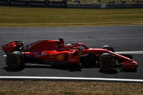 F1, GP Silverstone 2018, Vettel: «Non ero sicuro di farcela per le qualifiche» (6)