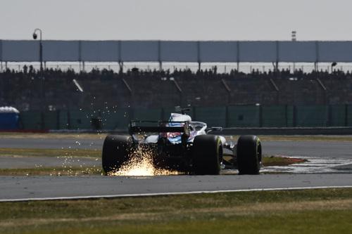 F1, GP Silverstone 2018, Vettel: «Non ero sicuro di farcela per le qualifiche» (9)