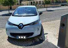 Renault ZOE Intens del 2013 usata a Guidonia Montecelio