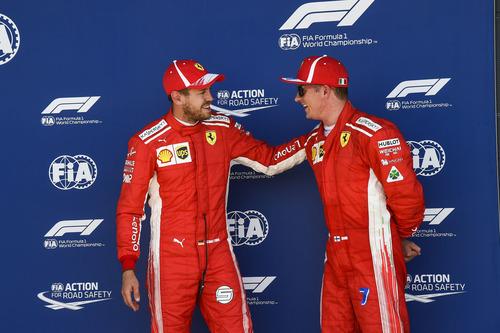 F1, GP Silverstone 2018: pole per Hamilton. Secondo Vettel (6)