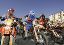 Trofeo Enduro KTM, si parte!