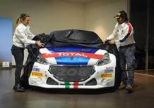 CIR 2016. Peugeot Sport, Milano T16