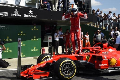 F1, GP Silverstone 2018: vince Vettel. Terzo Raikkonen (6)