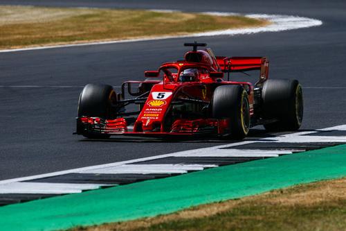 F1, GP Silverstone 2018: vince Vettel. Terzo Raikkonen