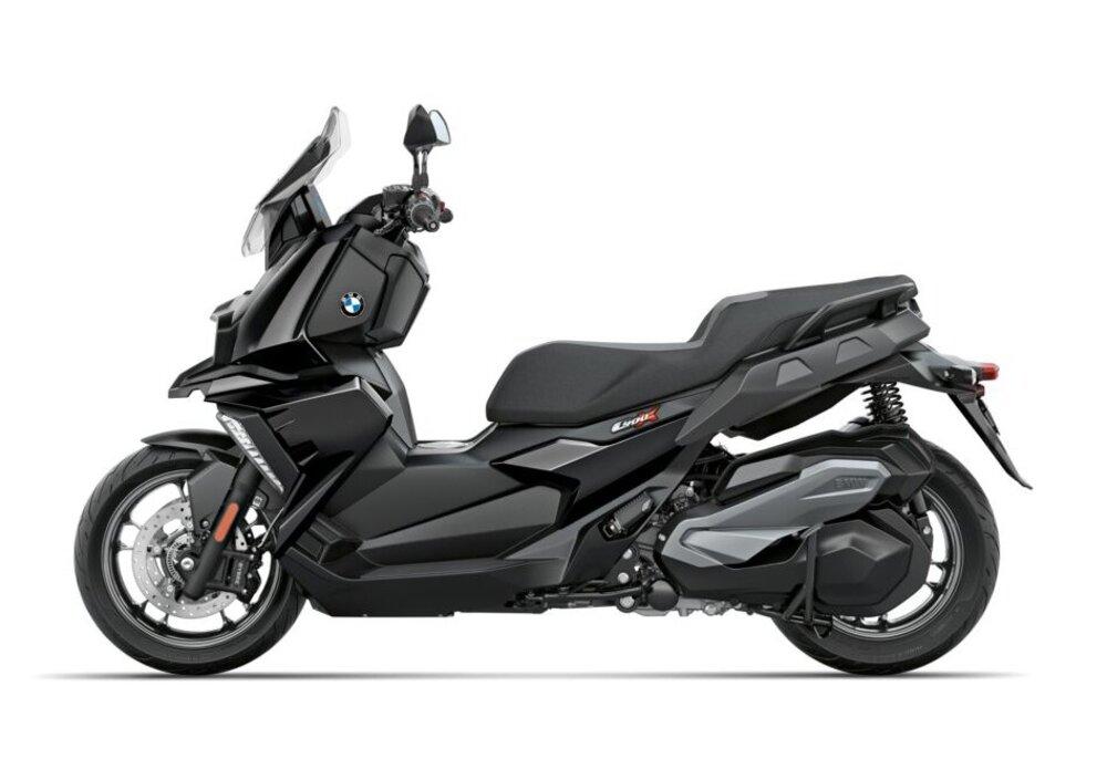 Bmw C 400 X 2018 19 Prezzo E Scheda Tecnica Moto It