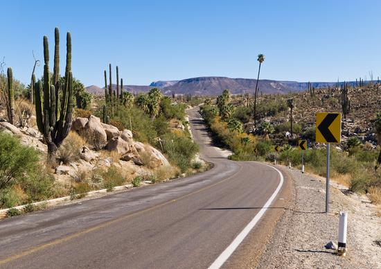 Ride in the USA. La Baja California e il Baja Ride