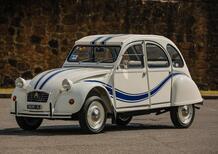 Citroen 2CV 70th Anniversary-3, la Prova Su Strada