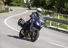 Dolomiti Ride 2018. Il Brenta in sella alla Yamaha Tracer 700