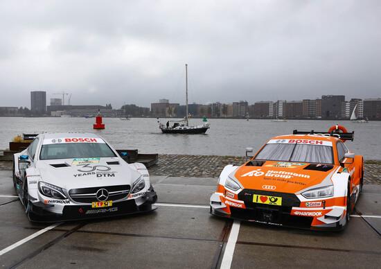 DTM 2018, si corre a Zandvoort. Orari e info