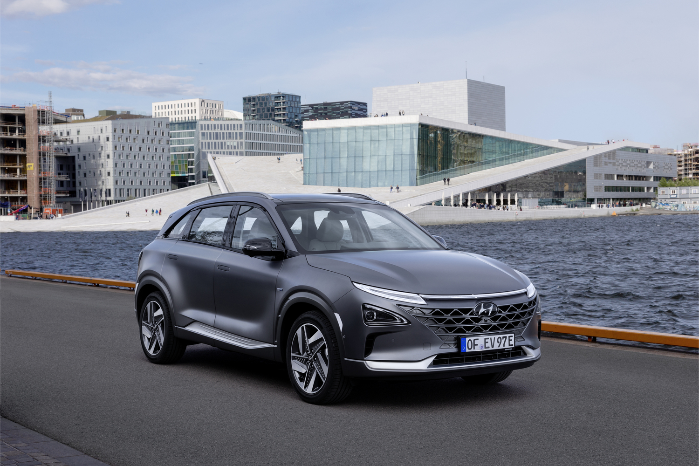Hyundai Nexo: il futuro a idrogeno è già qui e funziona bene [video]