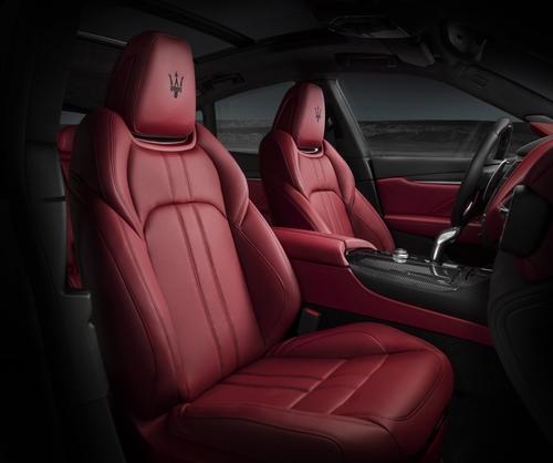 Maserati Levante GTS, il V8 550 CV debutta a Goodwood 2018 (5)