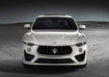 Maserati Levante GTS, il V8 550 CV debutta a Goodwood 2018