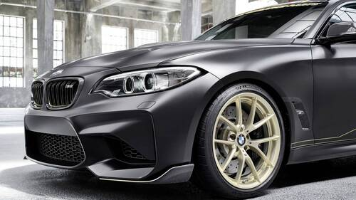 BMW M2 M Performance Parts Concept, debutto a Goodwood (3)