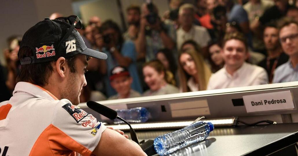 MotoGP, Gibernau: