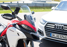 Ducati in prima linea sul progetto ConVeX