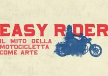 Easy Rider. Il mito della motocicletta come arte dal 18 luglio alla Reggia di Venaria (Torino)