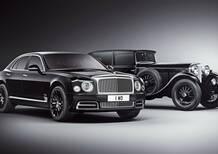 Bentley Mulsanne, una serie speciale per il centenario