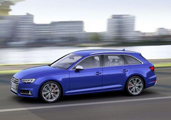 Nuova Audi S4 ed S4 Avant, la A4 al top