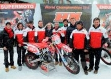 Presentati i Team HM Honda