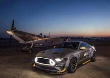 Ford Mustang GT Eagle Squadron, omaggio alla RAF a Goodwood