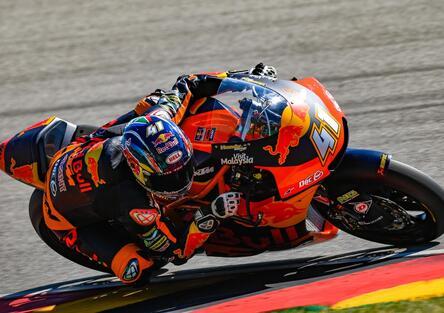Binder e Martin vincono in Moto2 e Moto3