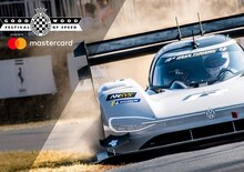 Volkswagen I.D. R: record per le elettriche a Goodwood [Video]