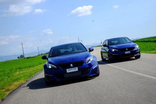 Peugeot 308 by Arduini Corse, racing stradale all'italiana (2)