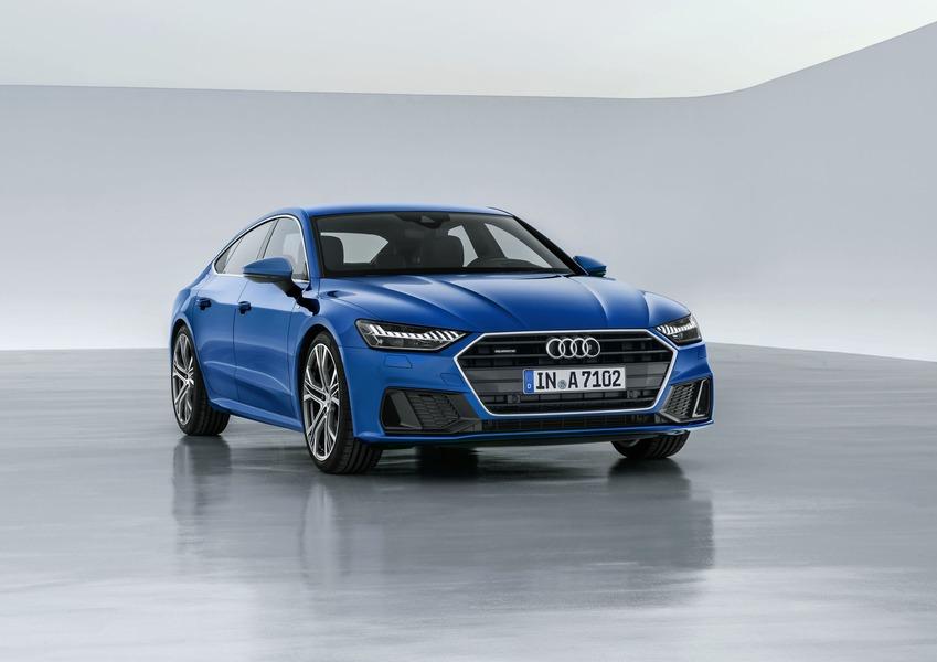 Audi A7 Sportback (2018->>) (3)