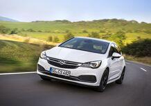 Opel Astra, ora anche con motore 1.6 BiTurbo