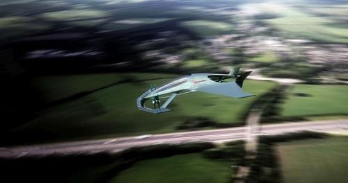Aston Martin Volante Vision Concept: volante... per davvero (7)