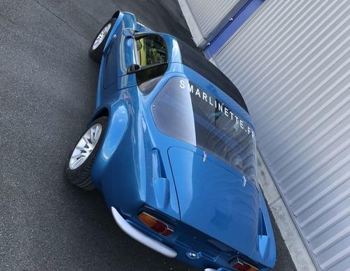 Smarlinette: un po' Alpine A110, un po' Smart Roadster (6)