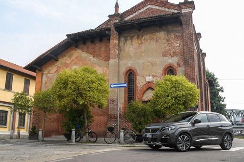 Novità Peugeot 3008, Cambio EAT8 sulle motorizzazioni Euro6.2 (5)