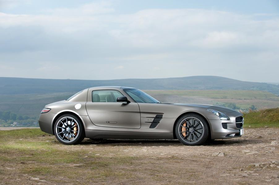 Mercedes-Benz AMG GT (3)
