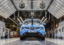Nissan Juke taglia quota 1.000.000