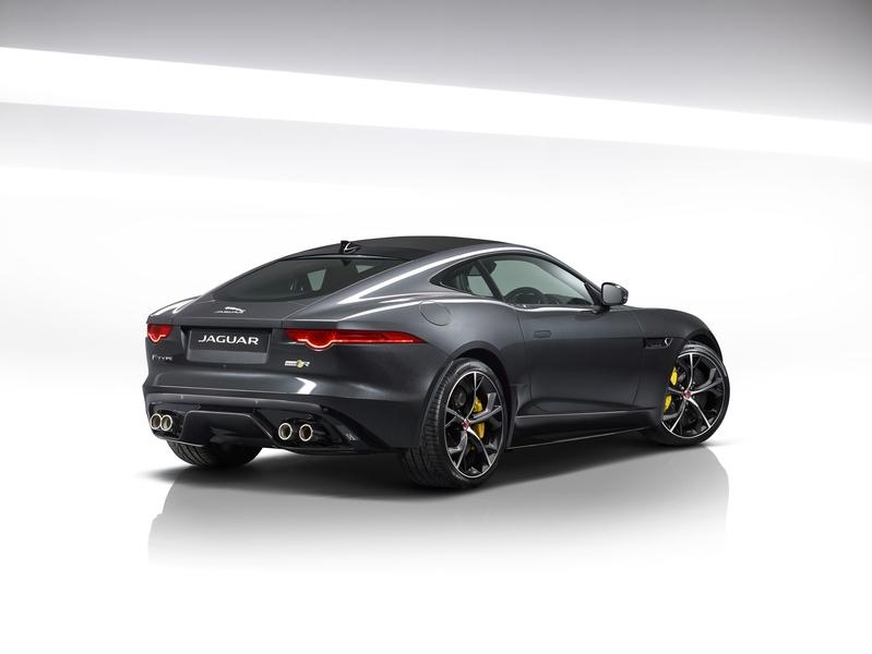 Jaguar F-Type Coupé (3)