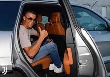 Cristiano Ronaldo, per lui una Jeep Grand Cherokee Trackhawk