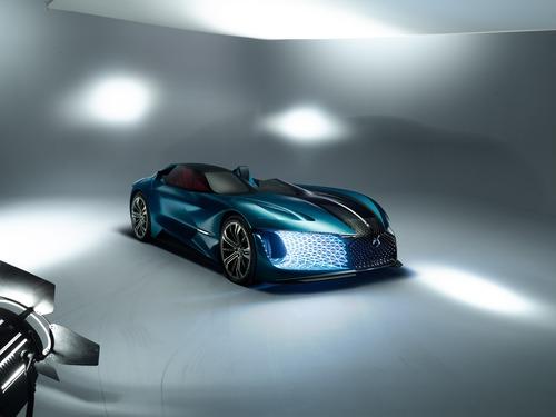 DS X E-Tense, l'idea di mobilità del futuro diventa realtà [Foto e video]