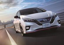 Nissan Leaf Nismo, l'elettrica pepata