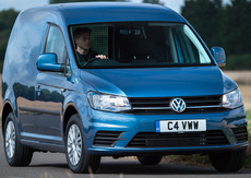 Volkswagen Caddy (2015->>)
