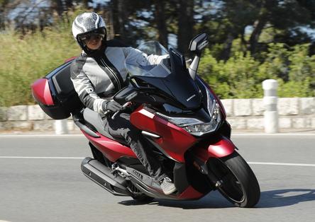 Honda Forza 300 e 125 | Tante novità