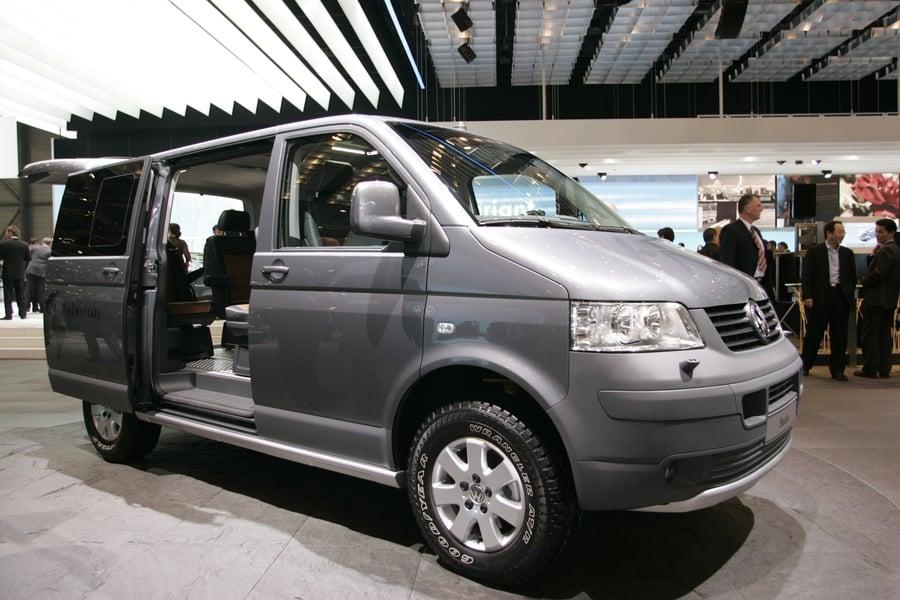 Volkswagen Multivan (5)